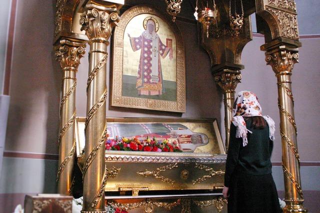Воспитанницы Регентского и Иконописного отделений посетили святыни Москвы и Подмосковья (+ФОТО)