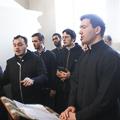 Студенты Духовной Академии посетили святыни Тихвинской епархии