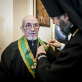 Заслуженный профессор Духовной Академии удостоен Патриаршей награды в связи с 90-летием