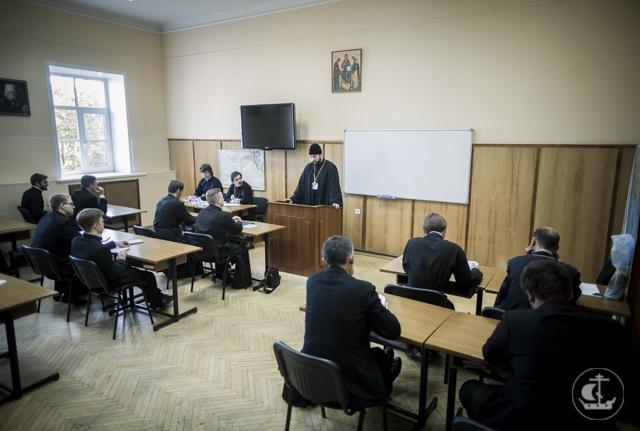 О гонениях на христиан в Сирии и Ираке говорили на открытии студенческой конференции в Духовной Академии