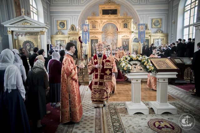 Студент бакалавриата Духовной Академии рукоположен в сан диакона