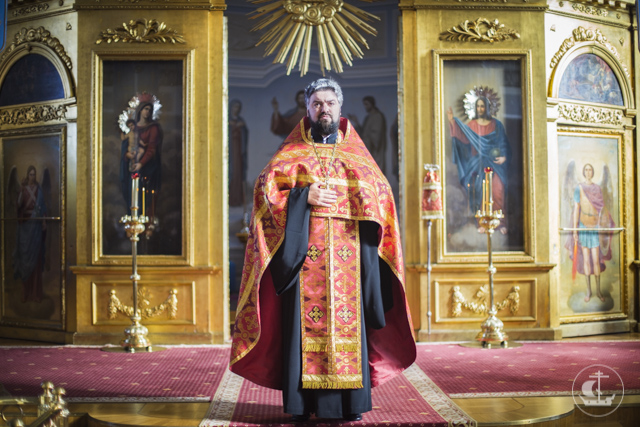 В день тезоименитства Святейшего Патриарха Кирилла в Духовной Академии отслужен благодарственный молебен