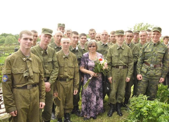 Крестик Жени был в Сирии, на Донбассе, в Крыму...