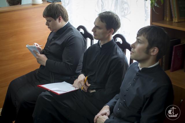 Преподаватели и студенты Академии говорили о жизненном пути святителя Макария (Булгакова)