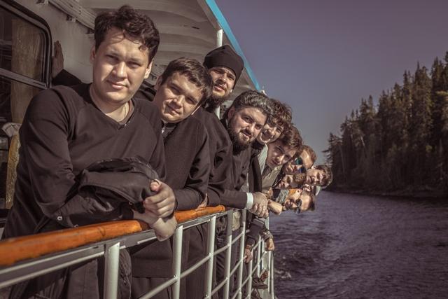 Проректор и студенты Духовной Академии совершили паломническую поездку на Валаам