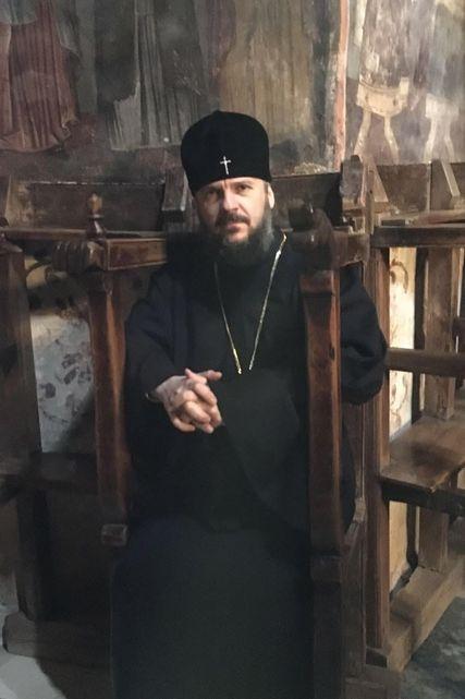 Архиепископ Петергофский Амвросий принял участие в открытии Почетного консульства РФ в Охриде
