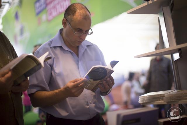 Издательство Духовной Академии принимает участие в XI Международном книжном салоне