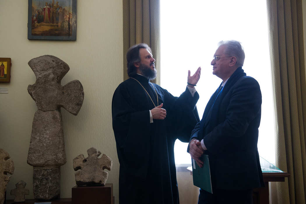 Студенты Духовной академии будут петь в Эрмитаже