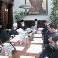 Преподаватель Духовной Академии принял участие в работе комиссии, занимающейся правонарушениями клириков и каноническими прещениями