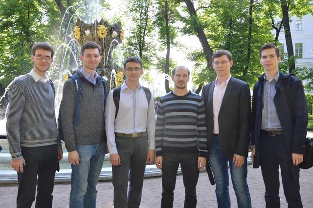 Студенты Духовной Академии побывали на экскурсиях на ледоколе «Красин» и в Летнем саду