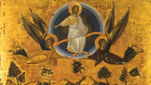Где же ныне преображенное тело Господне?