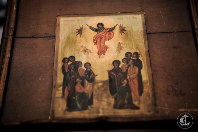 Духовная Академия встретила праздник Вознесения Господня