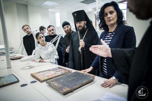 Подписан договор о сотрудничестве между Санкт-Петербургской Духовной Академией и Высшей Богословской Академией в Салониках (Греция)