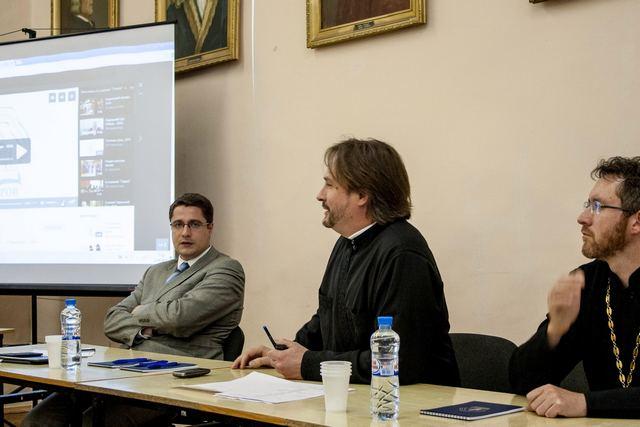 Представители Духовной Академии приняли участие в заседание Координационного совета Ассоциации «Покров»
