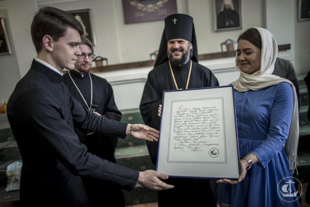 Более 130 человек окончили епархиальные катехизаторские курсы в этом году