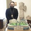 Поздравляем нашего дорогого владыку ректора с Днем Рождения!