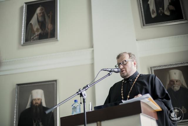 Соискатель Аспирантуры Духовной Академии успешно защитил кандидатскую диссертацию