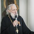 Настоятельсобора Покрова Пресвятой Богородицы г. Гатчинынагражденмедалью апостола Иоанна Богослова
