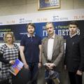 Новый автор Издательства Духовной Академии принял участие в записи программы на радио «Град Петров»