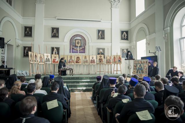 Прощание с alma mater. В Духовной Академии прошел торжественный Выпускной акт
