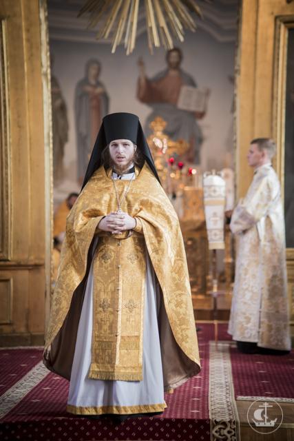 Божественной литургией вДуховной Академии завершился учебный год