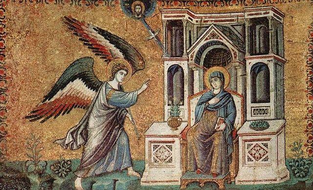 Преподобный Максим Исповедник о единовременности творения души и тела
