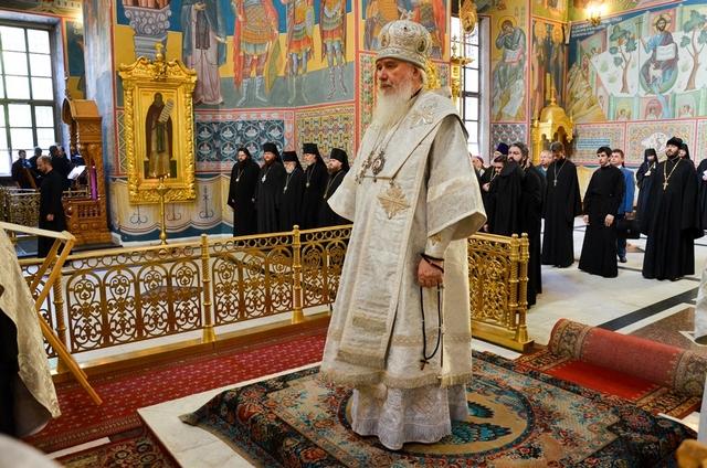 Проректор Духовной Академии принял участие в торжествах Калужской духовной семинарии