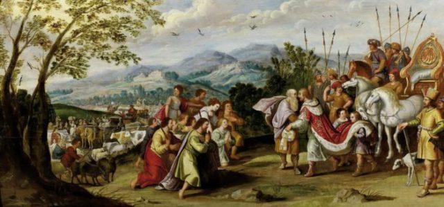 50 великих стихотворений. Валерий Брюсов. Библия