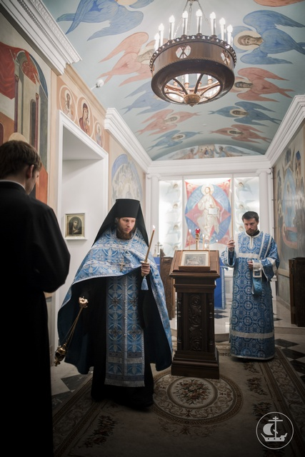 Новозаветная Святая святых. Академия встречает праздник Рождества Пресвятой Богородицы