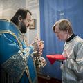 Двое студентов Академии приняли священный сан, и 12 стали чтецами
