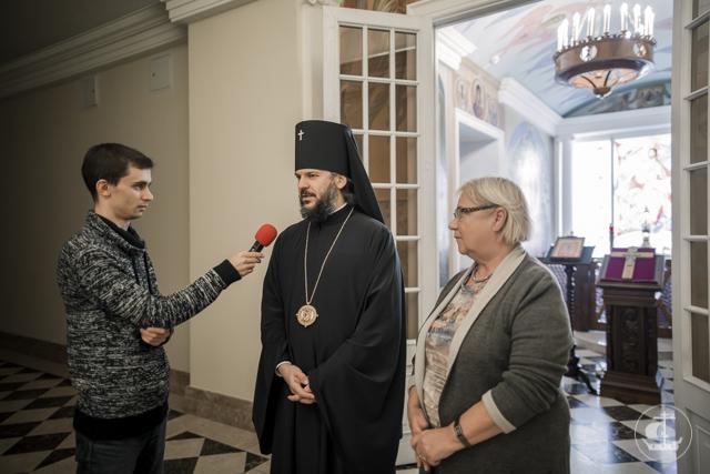 Духовная Академия и Музей истории религии заключили договор о сотрудничестве