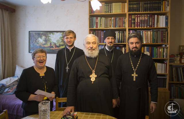 Архимандрит Софроний (Смук) 35 лет в священническом сане