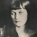 Мария Борисовна Багге. Петербург Ахматовой