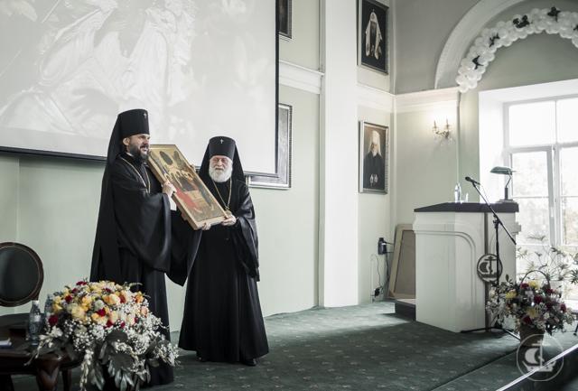 В Санкт-Петербургской Духовной Академии прошел торжественный юбилейный Акт