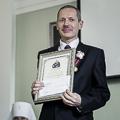В Духовной Академии возобновлена традиция вручения премии имени митрополита Макария (Булгакова)