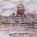 «Весь город мой непостижимый…» Петербург, открытый нам Блоком