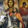 Протоиерей Константин Костромин. Святой Александр Невский в Великой Отечественной войне