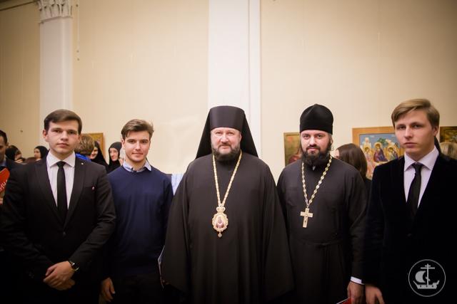 В Российском институте истории искусств открылась выставка «Современная сербская иконопись»