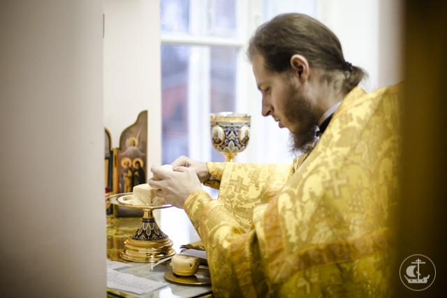 ДуховнаяАкадемия встретила очередной воскресный день