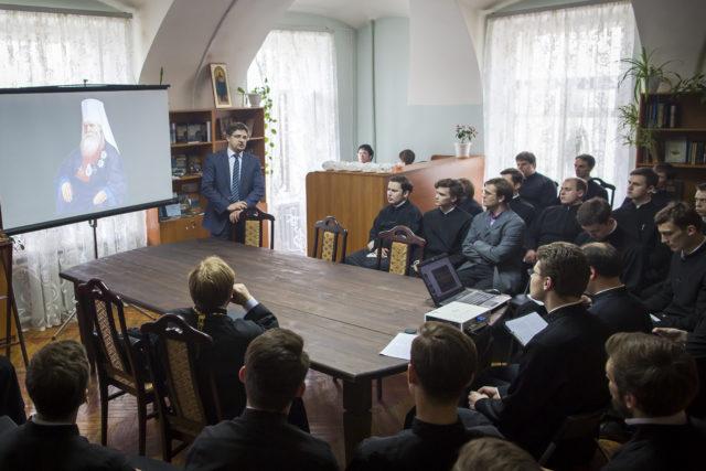 Дмитрий Волужков. Мы растем. И мы учимся