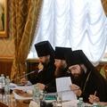 Архиепископ Амвросий принял участие в заседании Высшего Церковного Совета Русской Православной Церкви