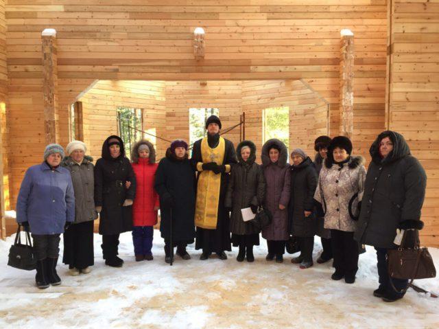 Миссионерская поездка по селам Толька и Ратта