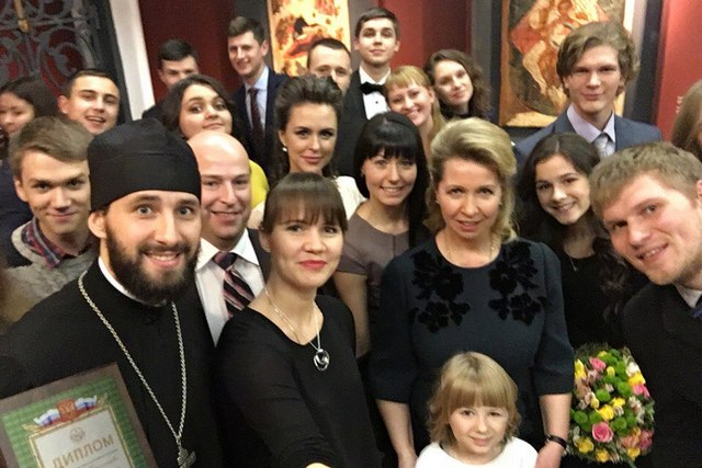 Журнал НЕБО стал лауреатом фестиваля «Славим Отечество - 2016» Фонда социально-культурных инициатив С.В. Медведевой