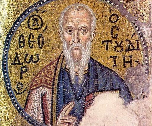 Преподобный Феодор Студит. Искусство духовного мореплавания наставления преподобного Феодора Студита (759–826)