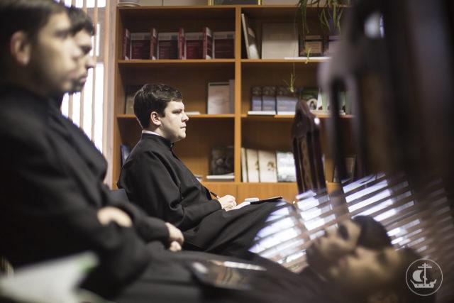 В Духовной Академии прошла конференция, посвященная деятельности Святейшего Патриарха Кирилла в Ленинграде