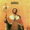 СВЯТОЙ БЛАГОВЕРНЫЙ ВЕЛИКИЙ КНЯЗЬ АЛЕКСАНДР НЕВСКИЙ — В СХИМЕ АЛЕКСИЙ