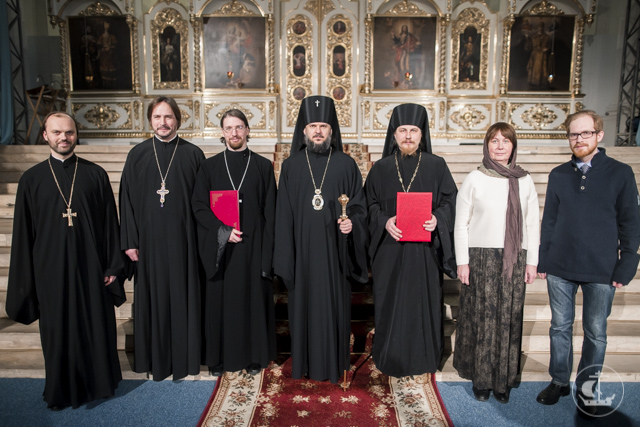 Духовная Академия и Мурманская митрополия будут сотрудничать в сфере религиозного образования
