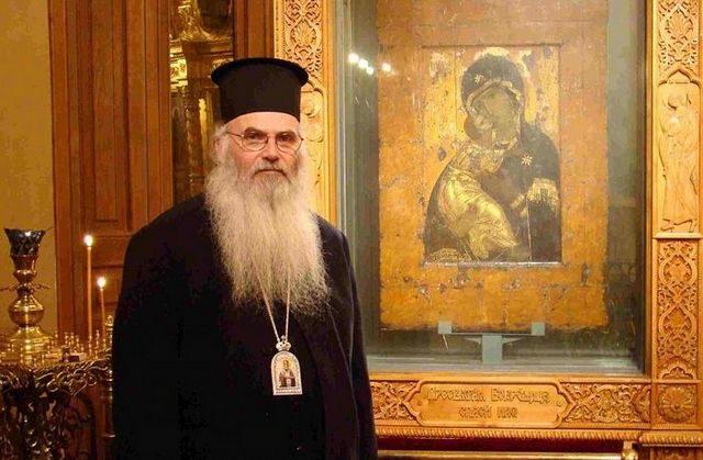 В ПРЕДДВЕРИИ РОЖДЕСТВА Беседа с митрополитом Месогейским и Лавреотикийским Николаем