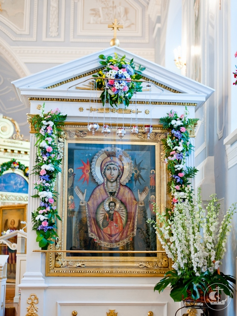 Приглашаем петербуржцев на праздник в честь иконы Пресвятой Богородицы «Знамение»