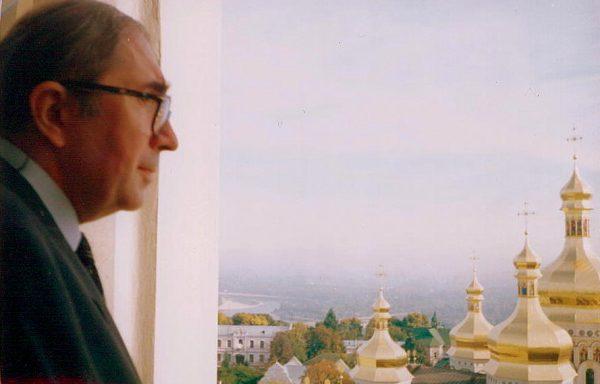 Сергей Аверинцев. Мы не имеем права на отчаяние
